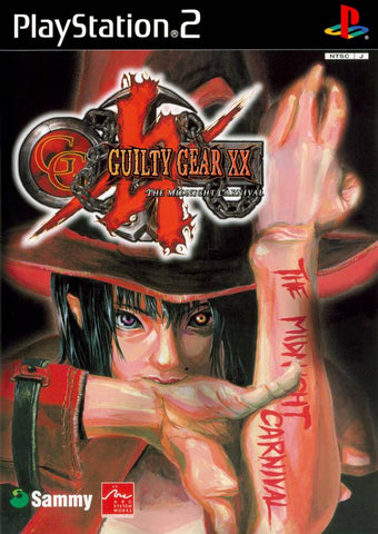 Guilty Gear XX: The Midnight Carnival - PlayStation 2 (Japan)