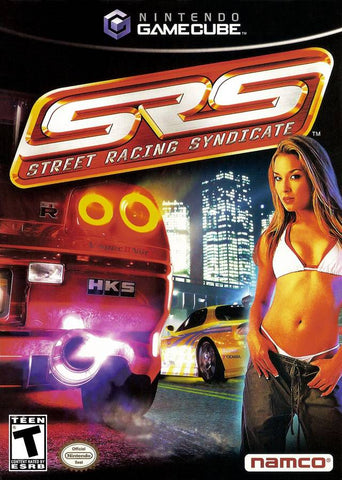 Street Racing Syndicate - GameCube [USED]