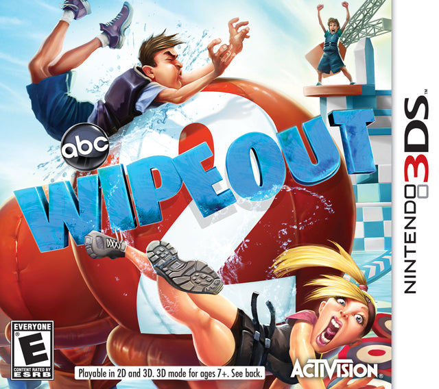 Wipeout 2 - Nintendo 3DS [USED]
