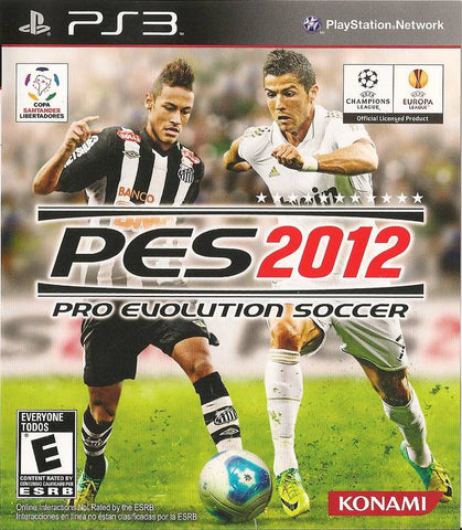 Pro Evolution Soccer 2012 - PlayStation 3