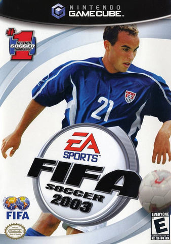 FIFA Soccer 2003 - GameCube [USED]
