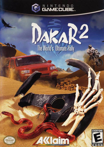 Dakar 2: The World's Ultimate Rally - GameCube [USED]