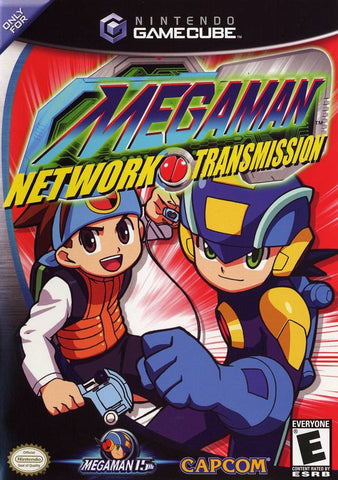 Mega Man Network Transmission - GameCube [USED]