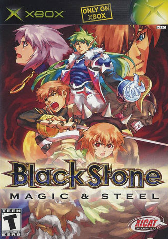 Black Stone: Magic & Steel - Xbox
