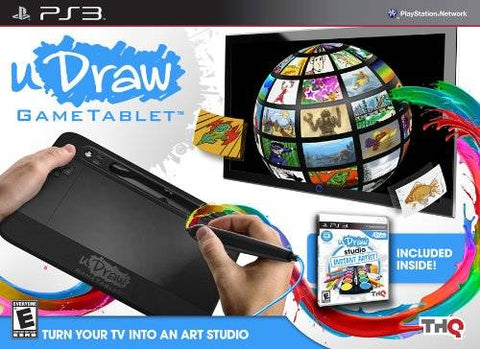 uDraw Studio: Instant Artist (w/uDraw Tablet) - PlayStation 3