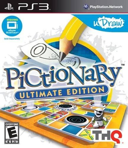 Pictionary: Ultimate Edition - PlayStation 3