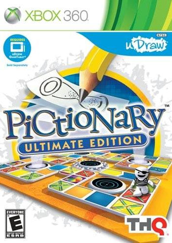 Pictionary: Ultimate Edition - Xbox 360