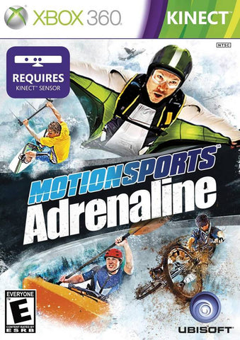 MotionSports Adrenaline - Xbox 360
