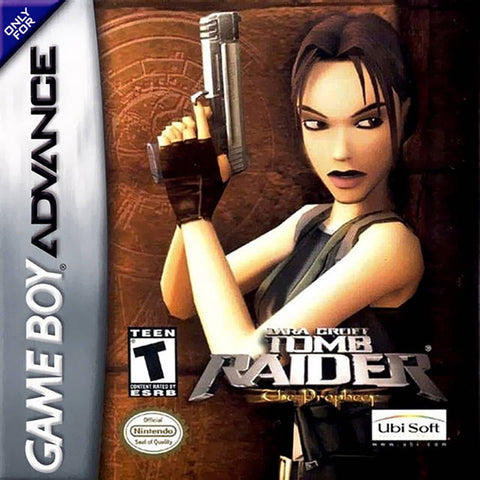 Lara Croft - Tomb Raider: The Prophecy - Game Boy Advance [USED]