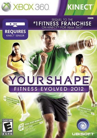 Your Shape Fitness Evolved 2012 - Xbox 360