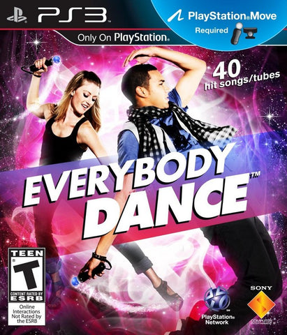 Everybody Dance - PlayStation 3