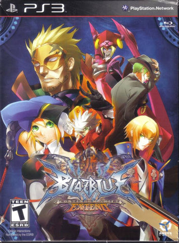 BlazBlue: Continuum Shift Extend (Limited Edition) - PlayStation 3