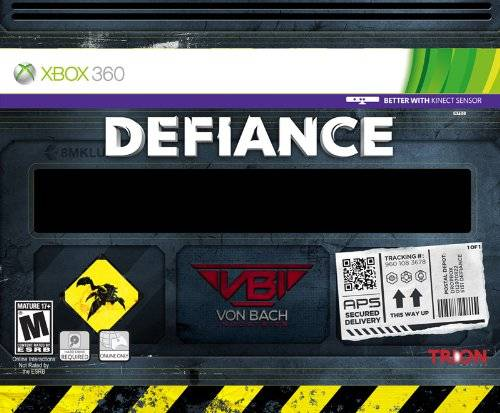 Defiance (Collector's Edition) - Xbox 360