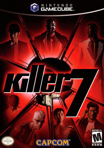 Killer7 - GameCube [USED]