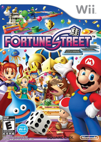 Fortune Street - Nintendo Wii [USED]