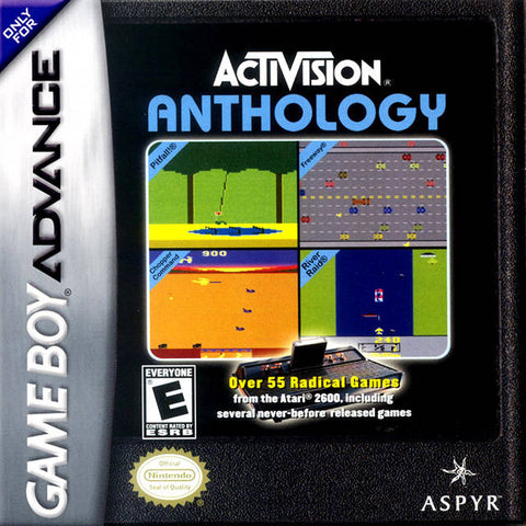 Activision Anthology - Game Boy Advance