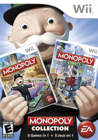 Monopoly Collection - Nintendo Wii [USED]