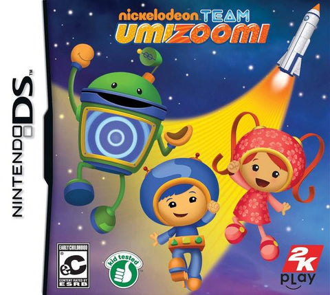 Nickelodeon Team Umizoomi - Nintendo DS