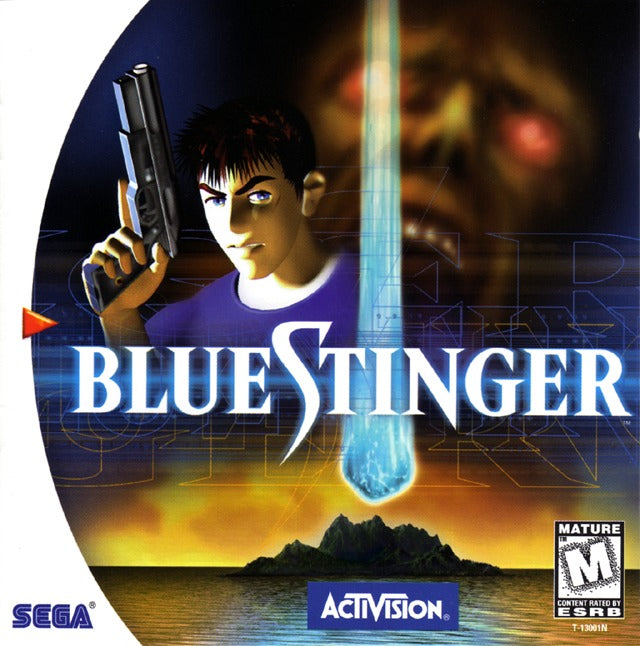 Blue Stinger - SEGA Dreamcast [USED]