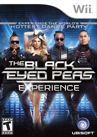 The Black Eyed Peas Experience - Nintendo Wii [NEW]