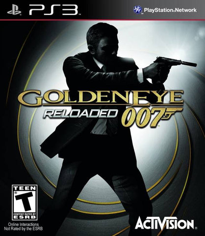 GoldenEye 007: Reloaded - PlayStation 3