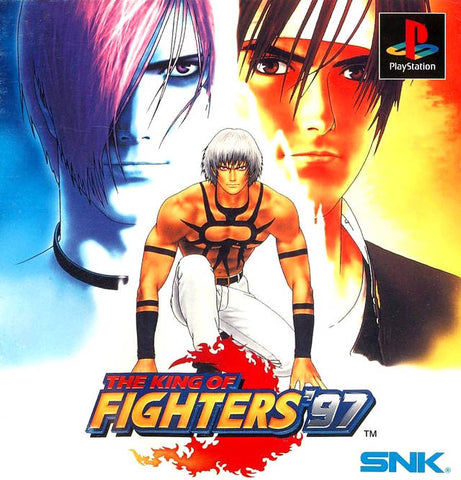 The King of Fighters '97 - PlayStation (Japan)