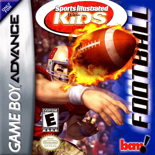 Sports Illustrated for Kids: Football - Game Boy Advance (Sports, 2003, US )