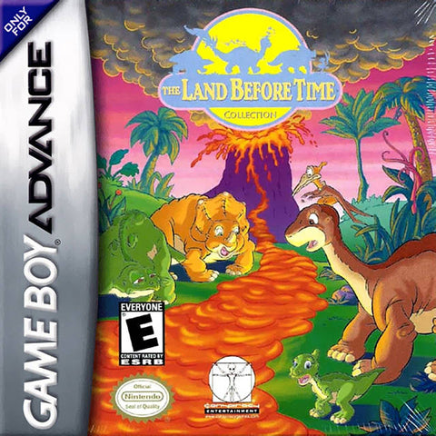 The Land Before Time - Game Boy Advance [USED]