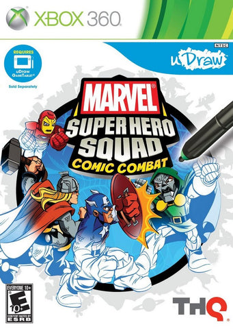 Marvel Super Hero Squad: Comic Combat - Xbox 360