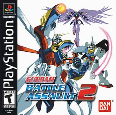 Gundam: Battle Assault 2 - PlayStation