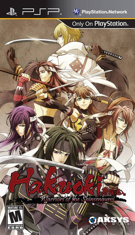 Hakuoki: Warriors of the Shinsengumi - PSP