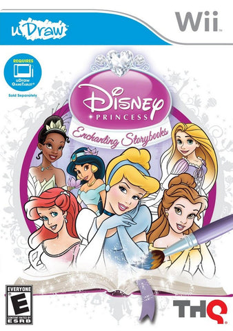 Disney Princess: Enchanting Storybooks - Nintendo Wii [NEW]