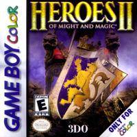 Heroes of Might and Magic II - Game Boy Color [USED]