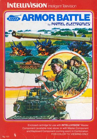 Armor Battle - Intellivision