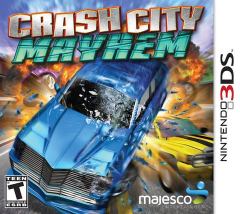 Crash City Mayhem - Nintendo 3DS [USED]