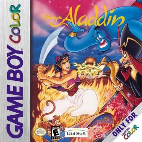 Disney's Aladdin - Game Boy Color [USED]