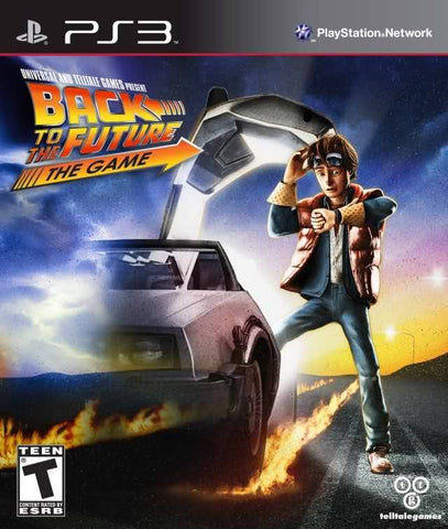 Back to the Future: The Game - PlayStation 3