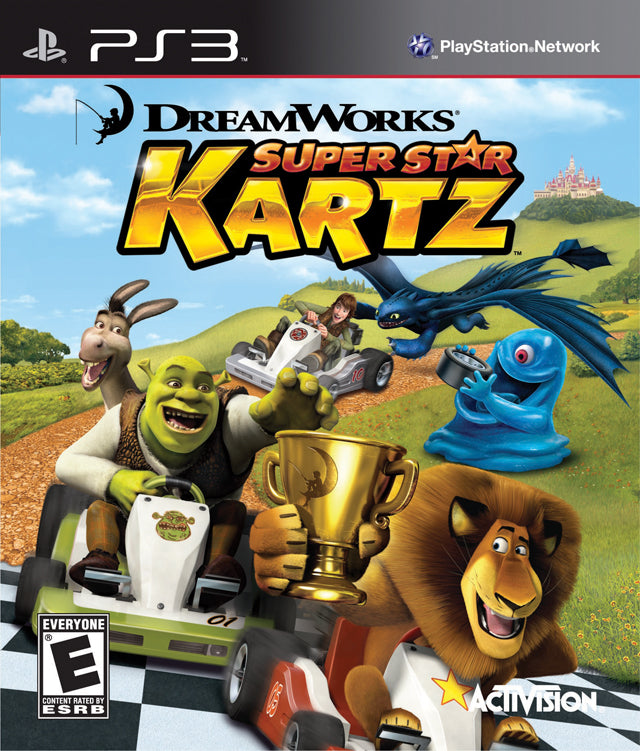DreamWorks Super Star Kartz - PlayStation 3