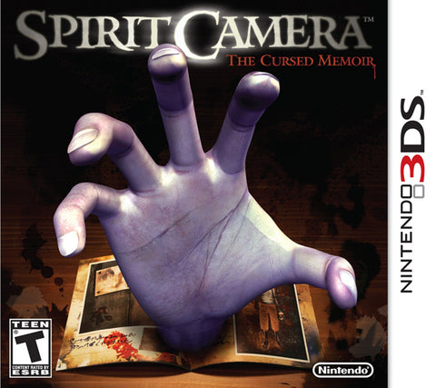 Spirit Camera: The Cursed Memoir - Nintendo 3DS [USED]