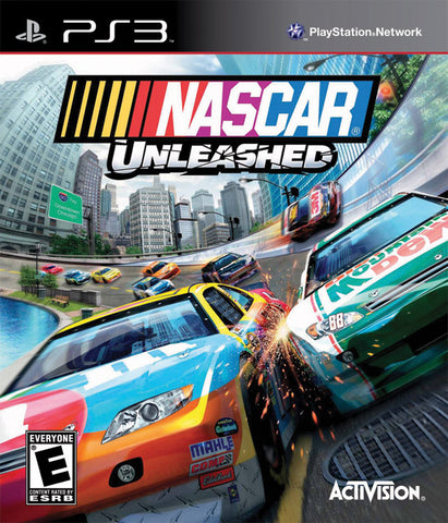 NASCAR Unleashed - PlayStation 3