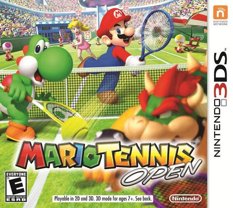 Mario Tennis Open - Nintendo 3DS [USED]