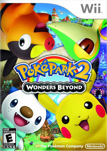 PokePark 2: Wonders Beyond - Nintendo Wii [USED]