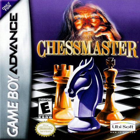 Chessmaster - Game Boy Advance [USED]