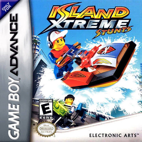 Island Xtreme Stunts - Game Boy Advance [USED]