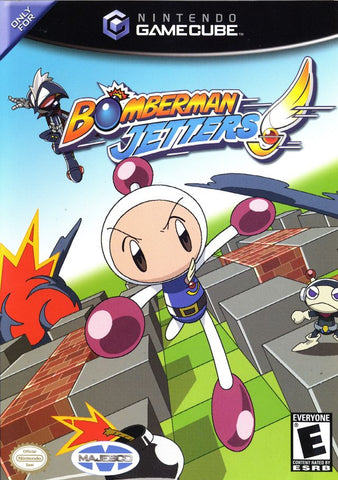 Bomberman Jetters - GameCube [NEW]