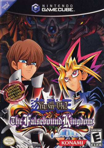 Yu-Gi-Oh! The Falsebound Kingdom - GameCube [USED]