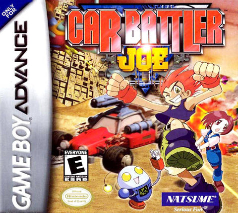 Car Battler Joe - Game Boy Advance [USED]