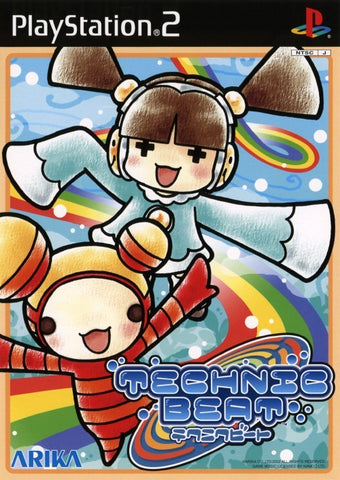 Technic Beat - PlayStation 2 (Japan)