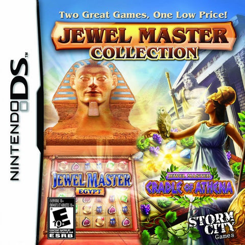 Jewel Master Collection - Nintendo DS
