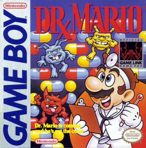 Dr. Mario - Game Boy [USED]